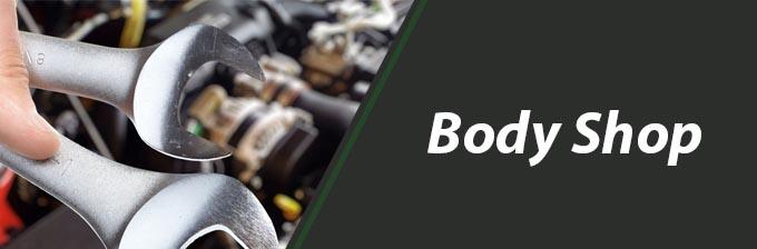 classic Car Repairs Bodywork